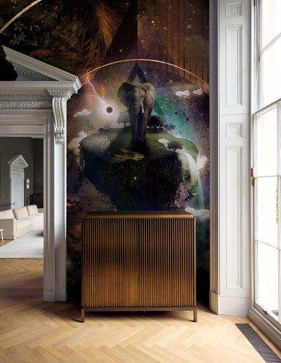 Cosmic Wonder -MU12103 Δ