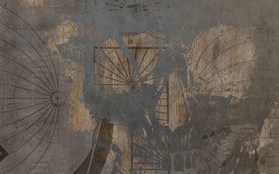 Papel pintado de lujo para cocinas de lujo